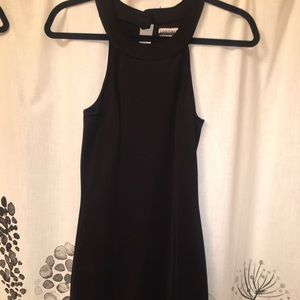 Bodycon halter formal dress